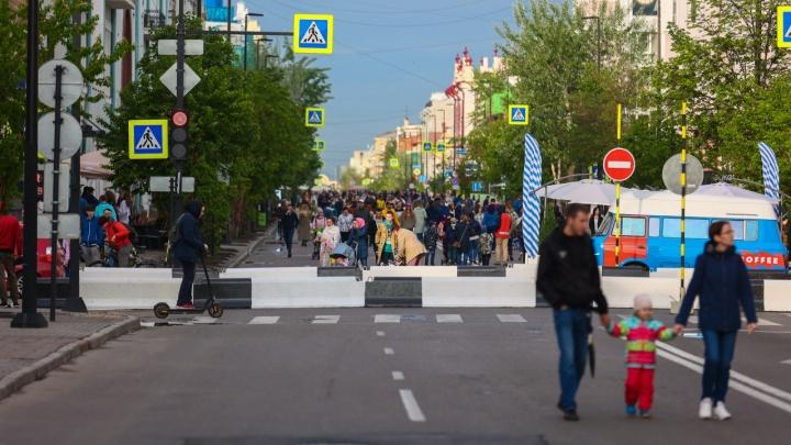 Стало известно о судьбе проекта пешеходного проспекта Мира после 17 июля