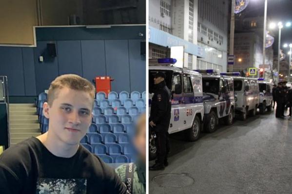 16-летний спортсмен исчез после тренировки 29 марта