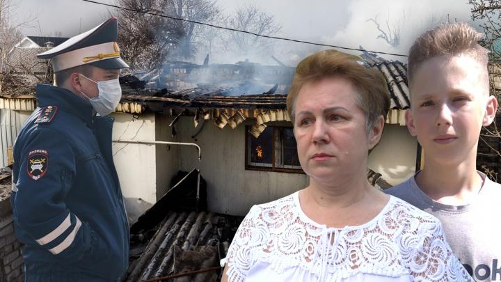 «Он по-детски наивно хотел домой»: в Волгограде детей сделали виновниками пожара. Матери год доказывают их невиновность