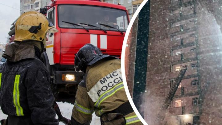 В горевшей гостинице Архангельска не работала система оповещения, а эвакуационные выходы были закрыты