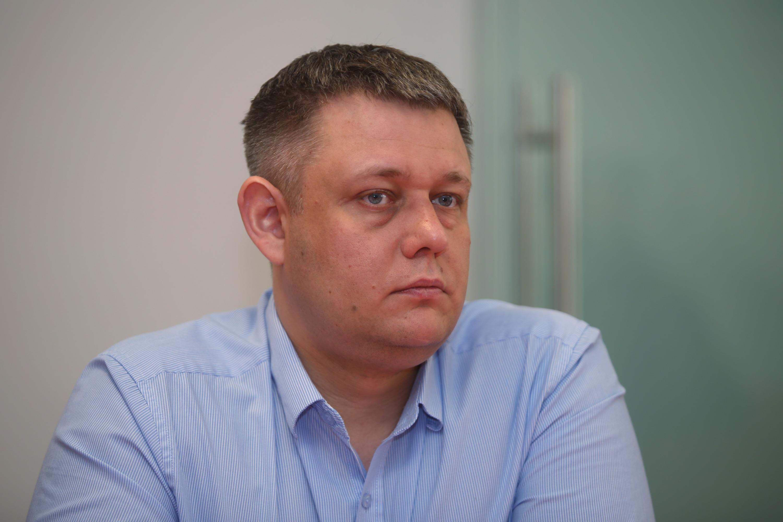 Алексей Ромас, главный специалист отдела программ развития Управления по развитию садоводства и огородничества правительства Санкт-Петербурга