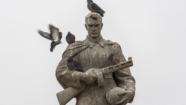 В Волгограде братскую могилу защитников Сталинграда отремонтирует фирма, восстанавливающая ЦУМ