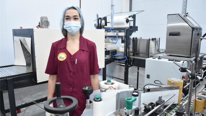 Чувашский кооператив запустил новую линию по выпуску молока при поддержке МСП Банка и Корпорации МСП