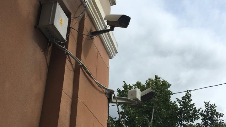 Глава Кургана поручила поставить дополнительные камеры на набережной
