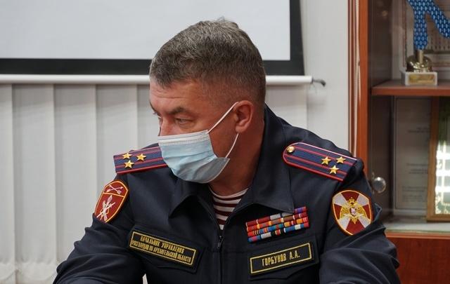 Путин назначил нового начальника Росгвардии по Архангельской области