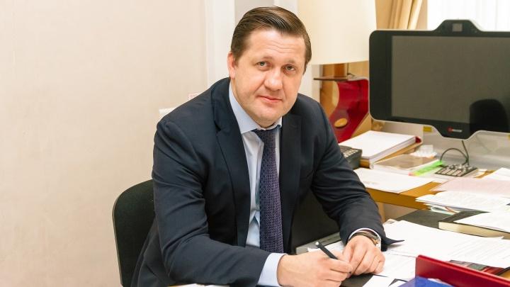 Экс-министр здравоохранения Самарской области Михаил Ратманов получит медаль