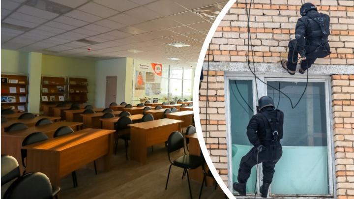 «Духовно-нравственное воспитание»: в красноярской школе заработал профильный класс Росгвардии