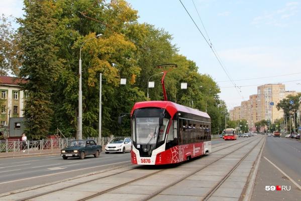 Трамваи вновь начнут ездить по Уральской уже с четверга