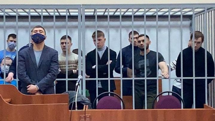 Надеялись на милость суда: вступил в силу приговор мучителям заключенных из ярославской колонии № 1