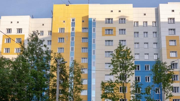 Новое общежитие САФУ в Северодвинске построят с опережением графика