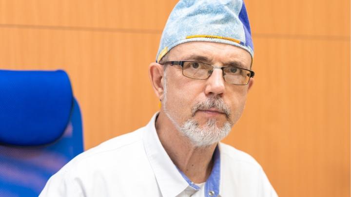 Команда клиники «Омикрон» пополнилась одним из лучших офтальмохирургов Сибири