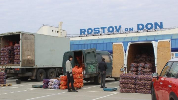 Предпринимателей с закрытых рынков Ростова обязали покинуть временные площадки. Куда они переезжают?