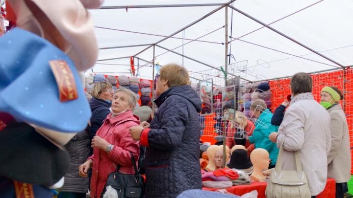 Из-за Маргаритинской ярмарки на пять дней перекроют часть Чумбаровки