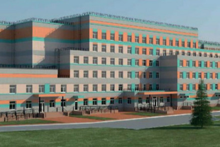 Чиновники показали эскизы новой поликлиники в Талнахе