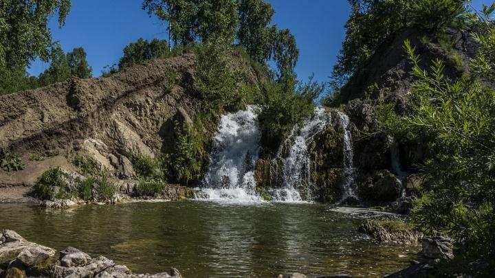 10 самых красивых водопадов Новосибирской области: фото и маршруты, как до них добраться