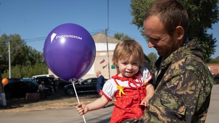 «Не просто вышка, а новые возможности»: в Ростовской области запустили базовую станцию нового поколения