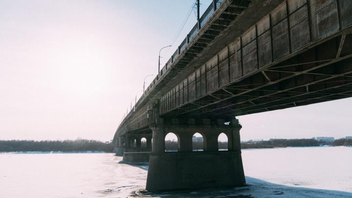 В апреле Ленинградский мост частично перекроют на несколько месяцев