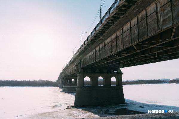 В следующем году мост ждет капитальный ремонт