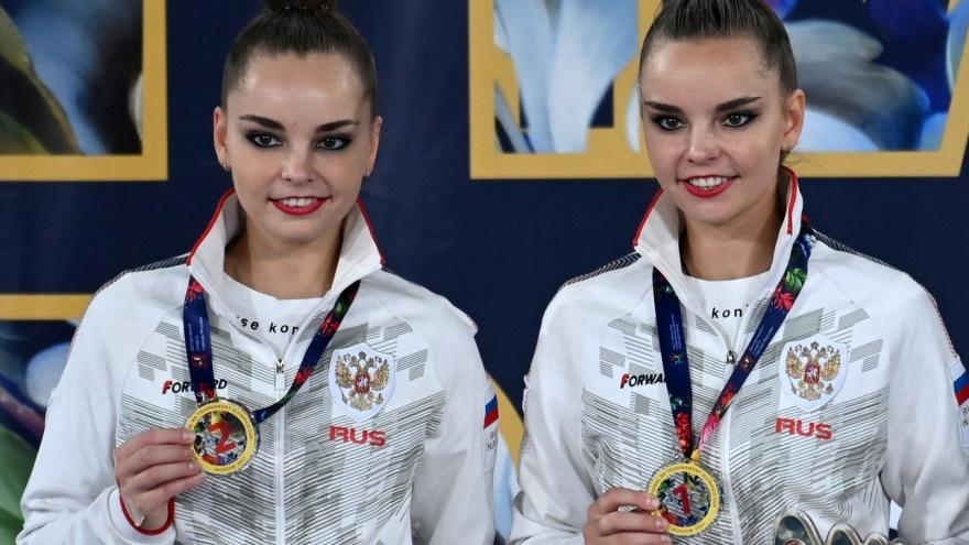 Нижегородская гимнастка Дина Аверина завоевала два золота на чемпионате мира