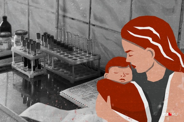 Безутешная мать хотела взыскать с больниц и депздрава миллион рублей, но суд утвердил меньшую сумму