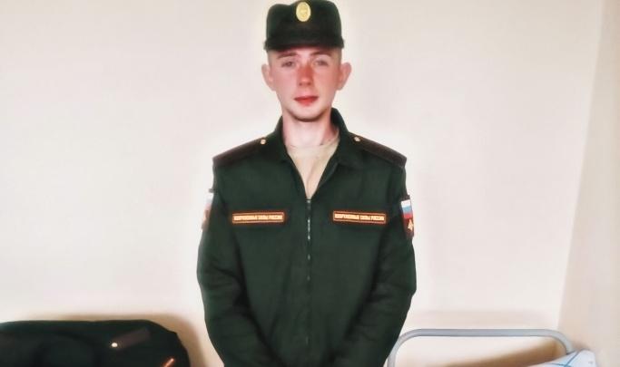 Омского призывника, покинувшего воинскую часть, нашли в Хабаровске