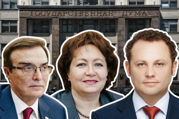 Годовой доход некоторых депутатов превысил <nobr>26 млн</nobr> рублей