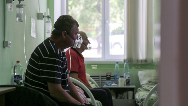 В Минздраве Башкирии рассказали, что будет, если переполнятся все ковид-госпитали
