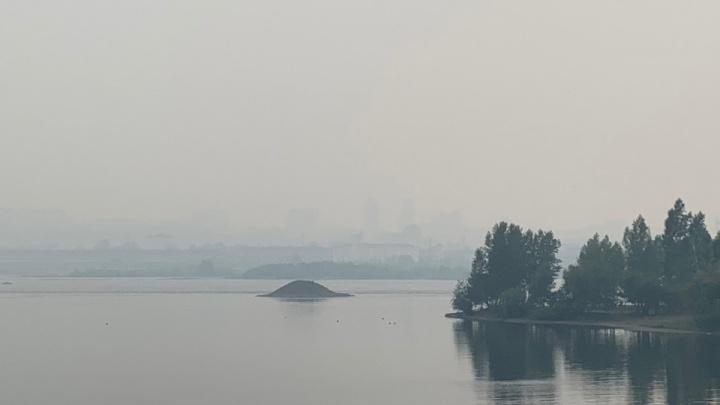 На 400 тонн меньше: опубликован подробный доклад о состоянии экологии в Красноярске