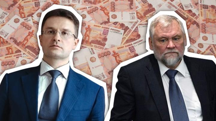 Чужие миллионы: нижегородские депутаты Госдумы отчитались о доходах за 2020 год