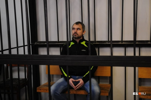 Дмитрий Лошагин до сих пор не признал вину