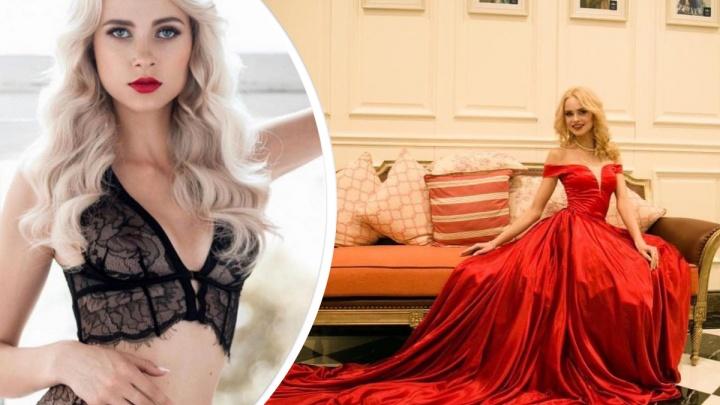 Эффектная блондинка из Красноярска представит Россию на конкурсе «Мисс Экология Мира» в Египте