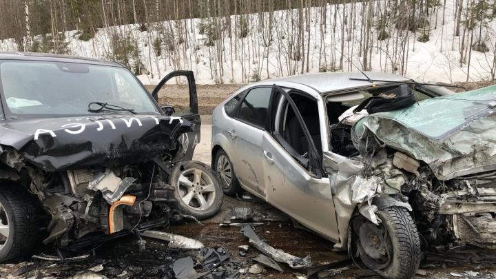 В Березниках закончился суд над уснувшим за рулем водителем, из-за которого произошла массовая авария