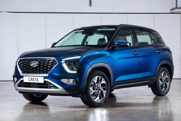 Hyundai Creta первого поколения продавалась 5 лет