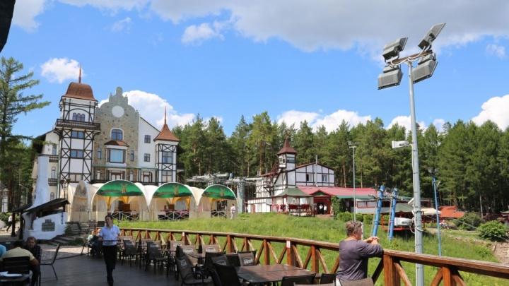 В Уфе снесут гостиницу рядом с «Олимпик парком»