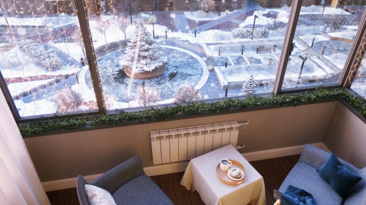 Как наполнить жизнь светом: квартиры с французскими окнами и окнами в ванной продают в ипотеку от 2,1%