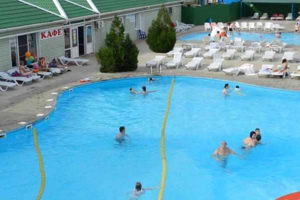 Оба аквапарка — в Волгограде и Волжском — закрылись на зиму