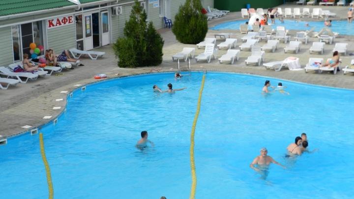 Волгоград и Волжский остались без аквапарков