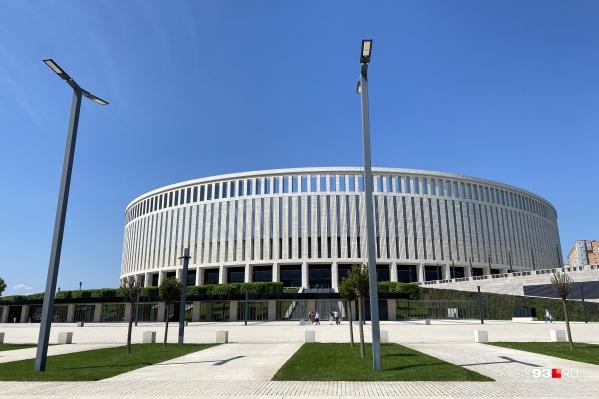 По замыслу архитектора, концепция стадиона «Краснодар» никогда не устареет