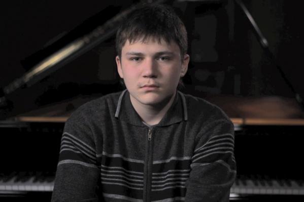 Сергей Давыдченко занимается музыкой с семи лет