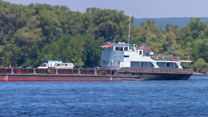Перевозчики назвали сроки открытия грузовой переправы до Рождествено