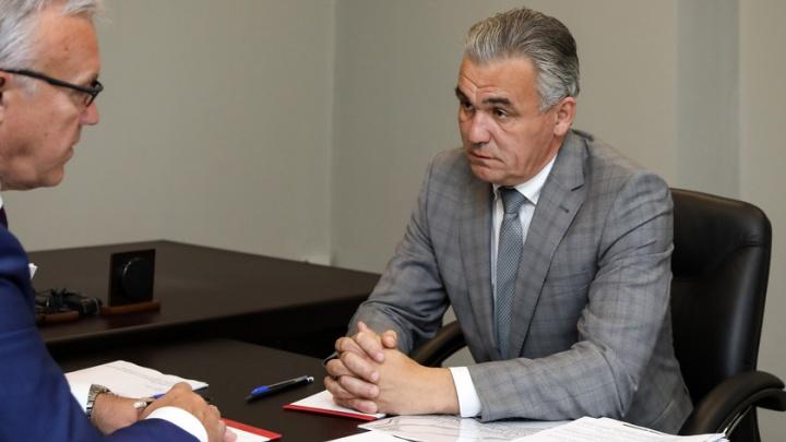 Министра строительства края Козупицу повысили до вице-премьера правительства