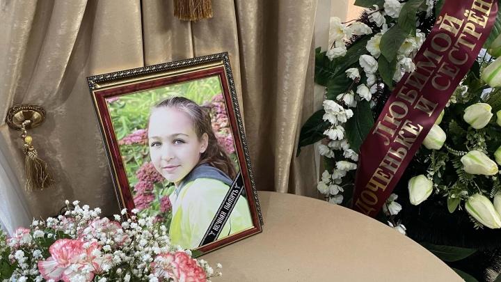 В Волгограде прощаются с девочками, погибшими в катастрофе под Ставрополем