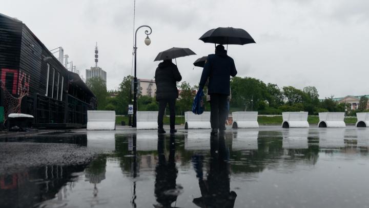12 июля в Поморье пройдет гроза. Синоптики рассказали, чего ждать от погоды в Архангельске