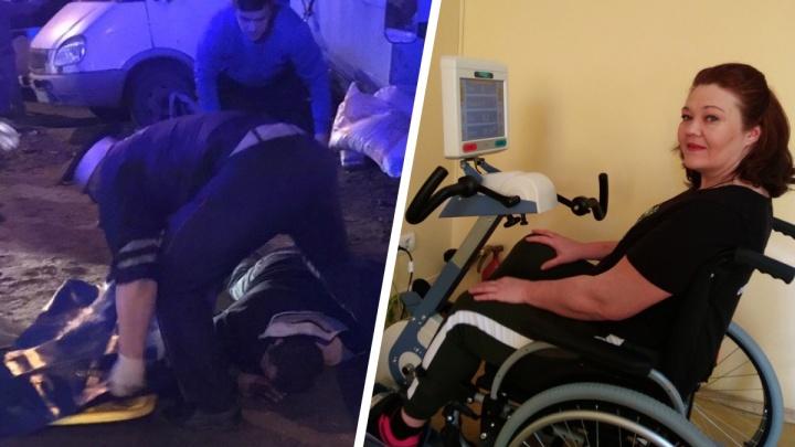 «Даже мужу не сказала, что так сделала»: ярославна нашла водителя, который покалечил ее в пьяном ДТП
