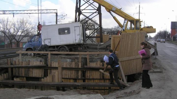 Администрация: на ремонт крупнейшего коллектора Ростова потратят 17месяцев и 2миллиарда рублей