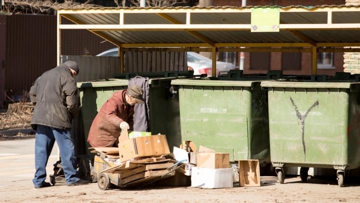 «Чистый город»: нормативы на вывоз мусора в Ростове сильно занижены, надо повышать