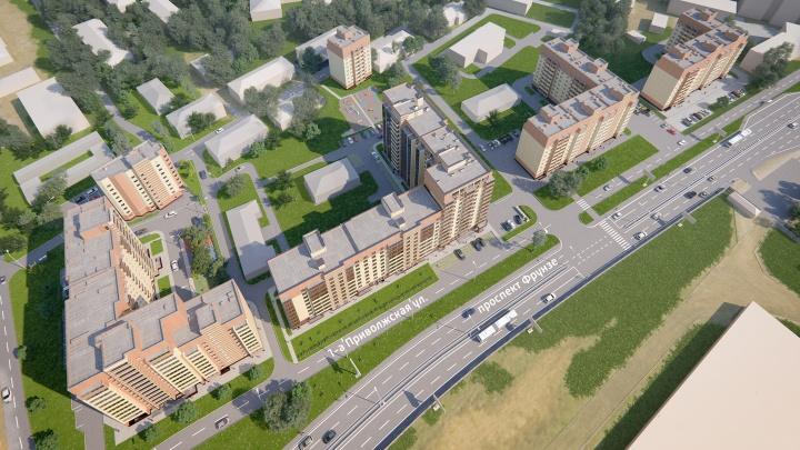 Просторные кухни-гостиные и функциональные лоджии-террасы: где в Ярославле строят современные квартиры