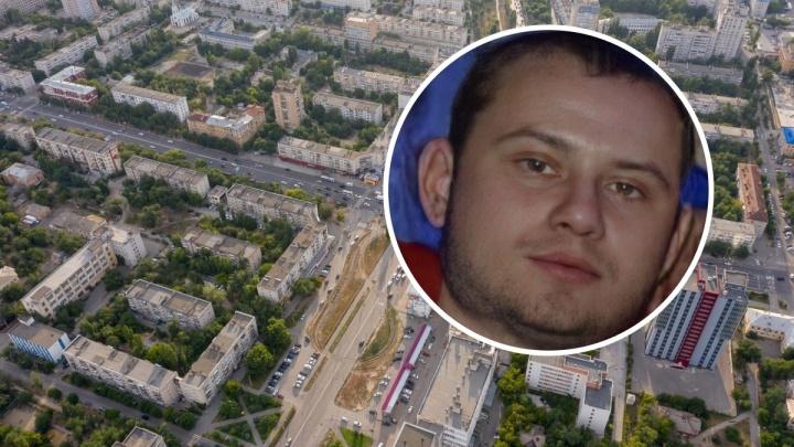 В Волгограде три недели ищут исчезнувшего светло-русого мужчину