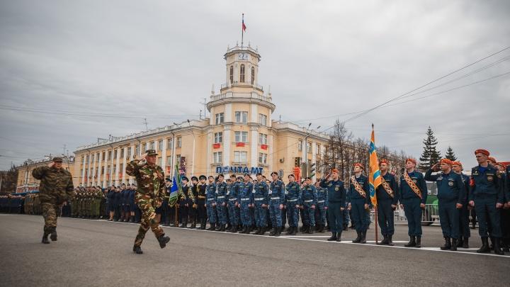 Почти 30 тысяч кузбассовцев решили участвовать в акции «Бессмертный полк»
