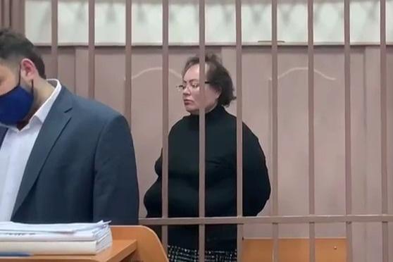 Евгению Шпигель заключили под стражу до 20 мая